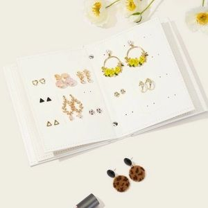 Other - ✨ Earrings Storage Book
